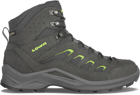 Lowa Seattle GTX Quartercut Schuhe Herren black | campz.at